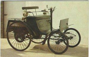 Vintage Postcard, 1893 Benz Velo, Hartford, Conn.