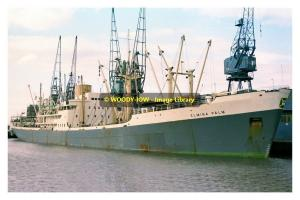mc0043 - Palm Line Cargo Ship - Elmina Palm , built 1957 - photo 6x4