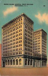 Rhode Island Providence Rhode Island Hospital Trust Building