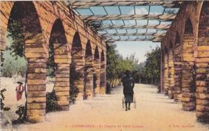 La Pergola Du Stade Lyautey, Casablanca, Morocco, Africa 1910-1920s