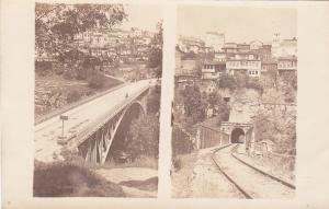 RP: Split view of Veliko Tarnovo , Bulgaria , 00-10s