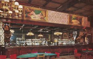 LAS VEGAS , Nevada , 50-60s ; Golden Nugget Casino - Bar - Ver-3
