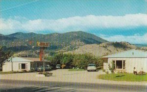 Canada British Columbia Penticton Jubilee Motel