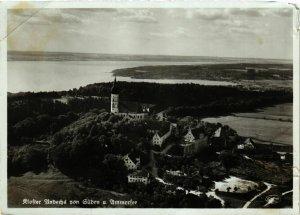 CPA AK Kloster Andechs von Suden u. Ammersee GERMANY (960320)