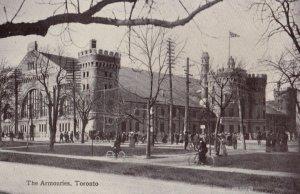 TORONTO , Ontario , Canada , 00-10s ; The Armouries