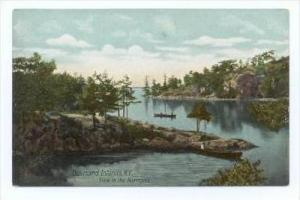 View In The Narrows, Thousand Islands, New York, 1900-1910s