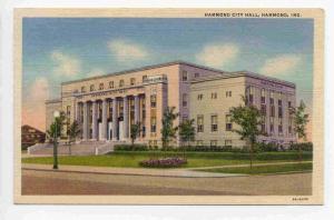 City Hall, Hammond, Indiana, 30-40s