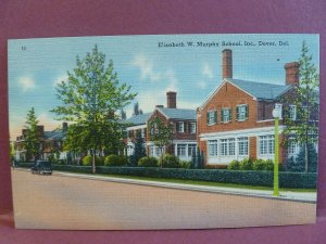 Old Postcard School Dover, DE