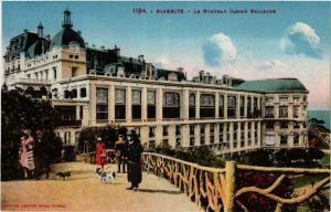 CPA BIARRITZ - Le Nouveau Casino Bellevue (450403)