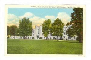 Agricultural Building, University of Arkansas, Fayetteville, Arkansas, 1910s