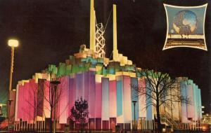 NY - New York World's Fair, 1964-65. Tower of Light
