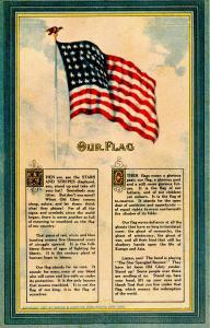 Patriotic - USA, Our Flag