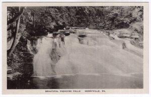 Henryville, Pa, Beautiful Paradise Falls