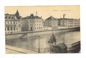Épinal (Vosges), France, 00-10s Quai Jules-Ferry