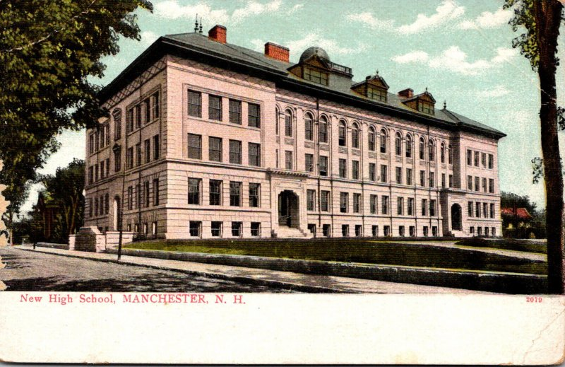 New Hampshire Manchester New High School
