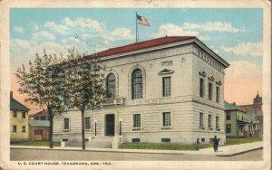 USA U.S. Courthouse Texarkana Ark 03.20