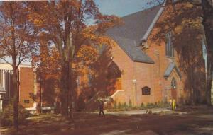 Exterior,  Wesley United Church at Pembroke, Ontario,  Canada,  40-60s