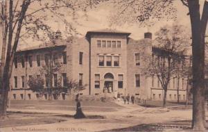 Ohio Oberlin Chemical Laboratory 1912