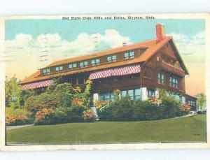 Linen BUILDING SCENE Dayton Ohio OH H6362