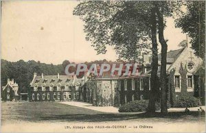 Postcard 131 Old Abbey cernay worth of the castle