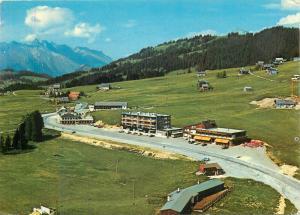 Switzerland Col des Mosses