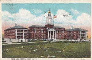 READING, Pennsylvania, PU-1935; Reading Hospital