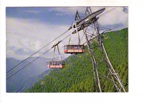 Skyride, Cable Cars, Grouse Mountain, North Vancouver British Columbia, Photo...