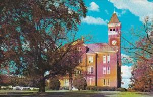 South Carolina Clemson Tillman Hall Administration Building Clemson University