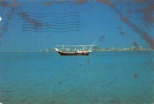Bahrain Manama Sea Front Boat Bateau