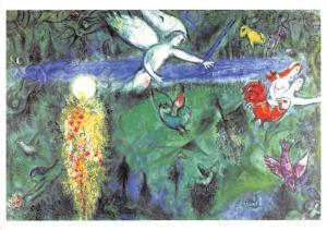 Marc Chagall - Art