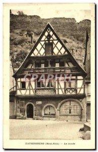 Old Postcard Kaysersberg The Museum