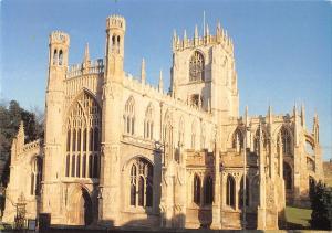 uk6334 st marys church beverley uk