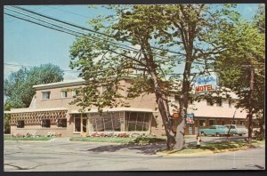 Prince Edward Island SUMMERSIDE The Linkletter Motel - Chrome