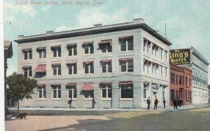 REGINA , Saskatchewan , Canada , 1900-10s ; Scarth Street North