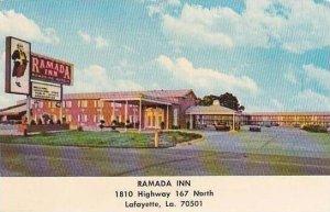 Louisiana Lafayette Ramada Inn