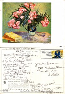 Vincent Van Gogh, Lauriers Roses, 1888 (10348)