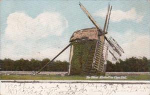 Massachusetts Cape Cod The Old Windmill 1907