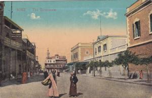 The Governorat, Suez, Egypt, Africa, 1900-1910s
