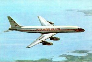 Trans Canada Air Lines DC-8