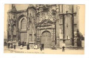 Portail De l'Eglise, Harfleur (Seine-Maritime), France, 1900-1910s
