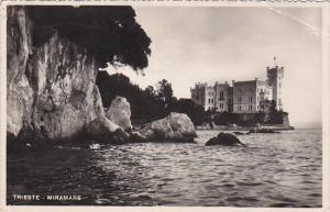 RP, Partial Scene, Miramare, TRIESTE (Friuli-Venezia Giulia), Italy, PU-1949