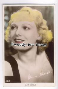 b2764 - Film Actress - Anna Neagle - postcard