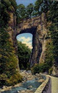 Natural Bridge - Virginia
