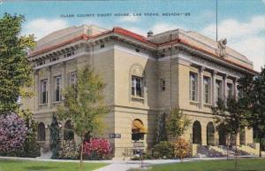 Nevada Las Vegas Clark County Court House