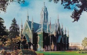 The Assembly Hall Temple Square Salt Lake City Utah