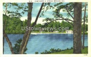 Camp Harry H. Straus in Brevard, North Carolina