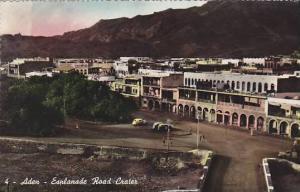 RP: Aden , Yemen , PU-1956 ; Esplanade Road Crater