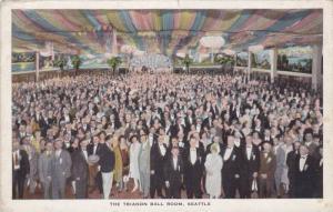 The Trianon Ball Room,Seattle,Washington, PU-00-10s