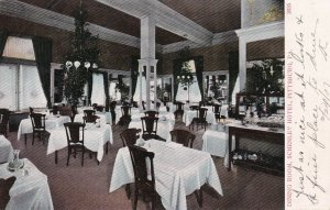 Dining Room Schenley Hotel Pittsburg Pennsylvania sk17