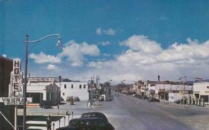 VERNAL , Utah , 50-60s ; Main Street